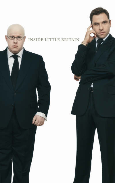 Inside Little Britain, Matt Lucas, David Walliams
