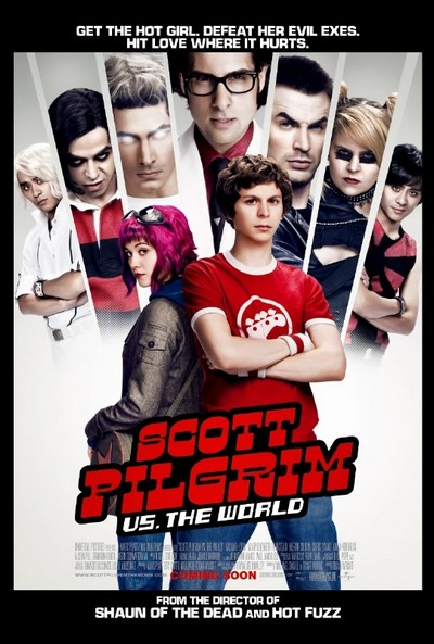 歪小子史考特 Scott Pilgrim vs. the World