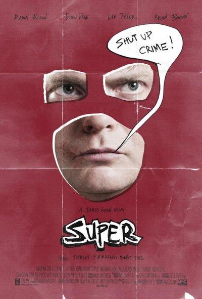 犀利人夫, 超級英雄, Super
